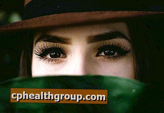 Wie man Augenbrauen mit Knoblauch wachsen lässt
